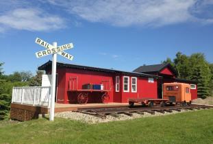 Souris Railway Museum