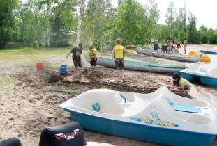 Betula Lake Resort