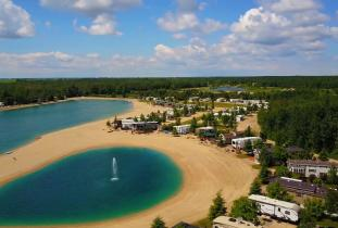Lakeside RV sites at CherryHill Living