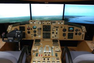 Gimli Glider Museum Simulator