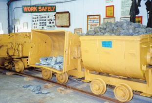 Snow Lake Mining Museum
