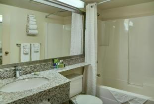 Thompson Inn & Suites Bathroom