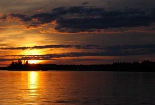 Windsock Lodge, Long Lake Manitoba