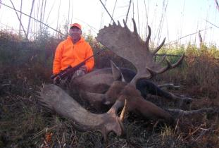 Agassiz Outfitter, moose hunting 2