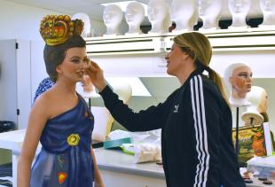 Pageant of the Masters Makeup Artist