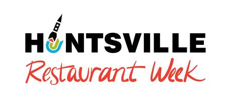 This is a graphic saying Huntsville Restaurant Week.
