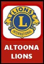 Altoona Lions Logo