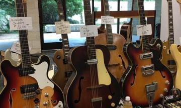 10th Annual San Antonio Area Vintage Guitar & Instrument Show