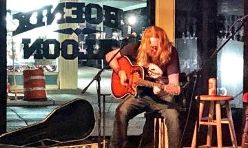 LUCAS TAYLOR'S SUNDAY EVENING SONGFEST