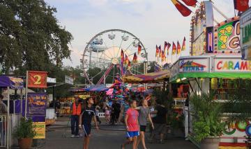 Membership Mixer: Comal County Fair