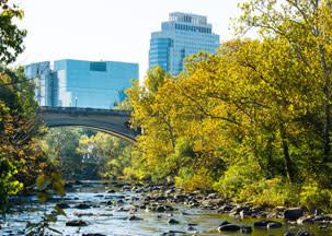Brandywine River, Wilmington, Delaware