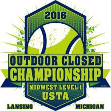 USTA Outdoor Level 1 Logo