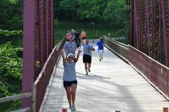 Run or walk your way to fitness!