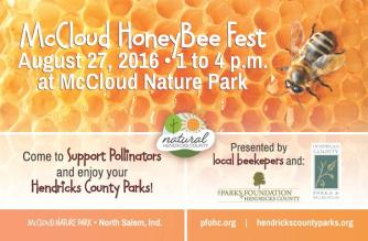 2016 HoneyBee Fest McCloud Nature Park