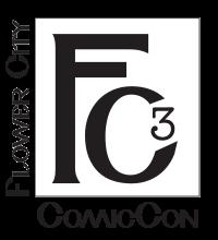 Flower city Comic con logo