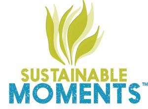 Sustainable Moments vertical logo TM