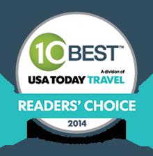 10Best.com USA Travel Best Golf Destination