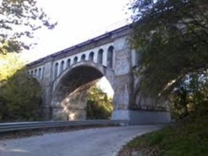The Avon Haunted Bridge