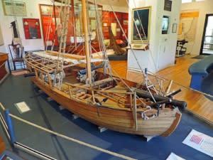 USS Philadelphia replica