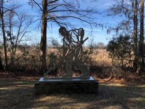 The Low Country Trail at Brookgreen Gardens