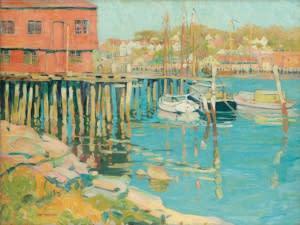 Jane Peterson - Gloucester Fleet
