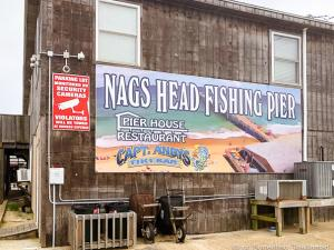 Nags Head Pier, North Carolina