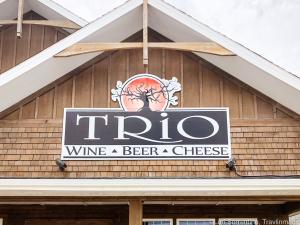 Trio Beer, Wine, and Cheese, Nag's Head, North Carolina