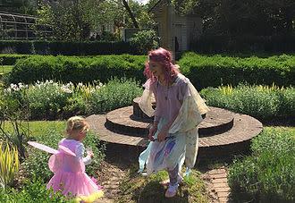 Highlands Mansion Faerie Festival