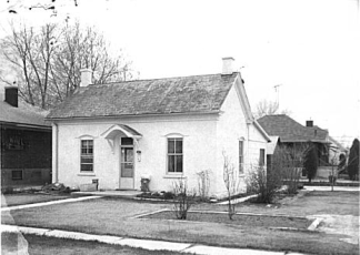 Emily A. G. Clawson House