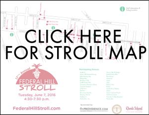 Stroll Map Button