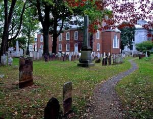 First Presbyterian-cemetery