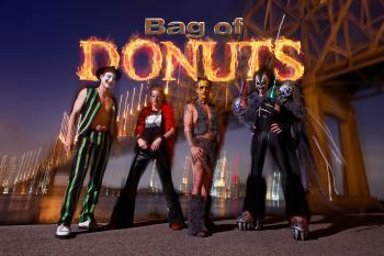 Bag of Donuts (live music blog)