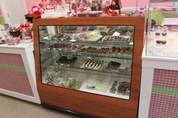 Completely Nuts offers handmade candy treats.