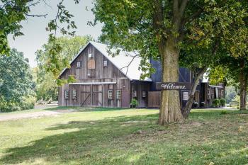 The Barn at Kennedy Farm (Erika Brown Photography)