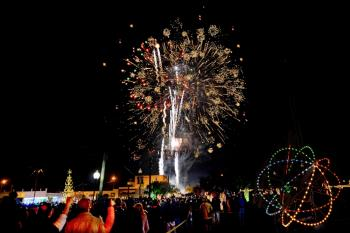 IOL New Year's Eve celebration