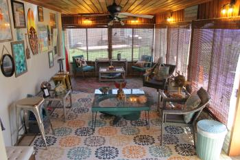 House of Cook sunroom