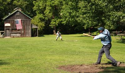 Deep River Grinders baseball