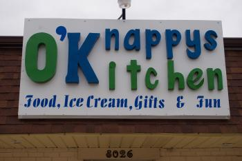 O'Knappy's Kitchen in Coatesville is a great spot for breakfast and lunch.
