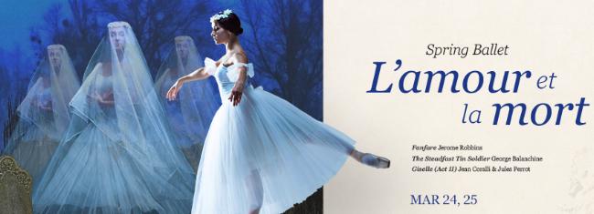 spring ballet