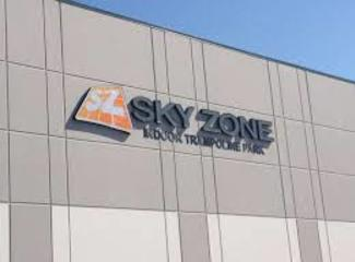 Sky Zone Indoor Trampoline Park in Plainfield, Indiana