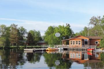 Inverness Falls Resort Savings for 60+