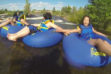 Tubing, Rafting, Canoe Adventures