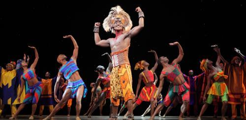 Straz The Lion King