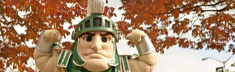 Sparty Fall