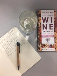 FL Wine Festival Guide Book