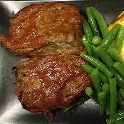 60 Bites - Crady's - BBQ Horserasish Meatloaf
