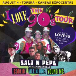 i love the 90s tour