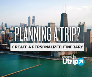 Planning A Trip to Chicago? Use our Trip Planner to create your own customized itinerary.