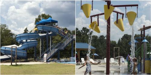 Sandy Beach Water Park