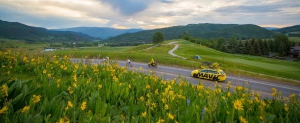 Mavic Haute Ride Rockies Boulder